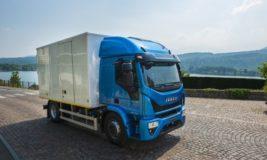 7.5T Rigid Truck