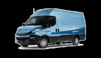 Long Wheel Base Vans